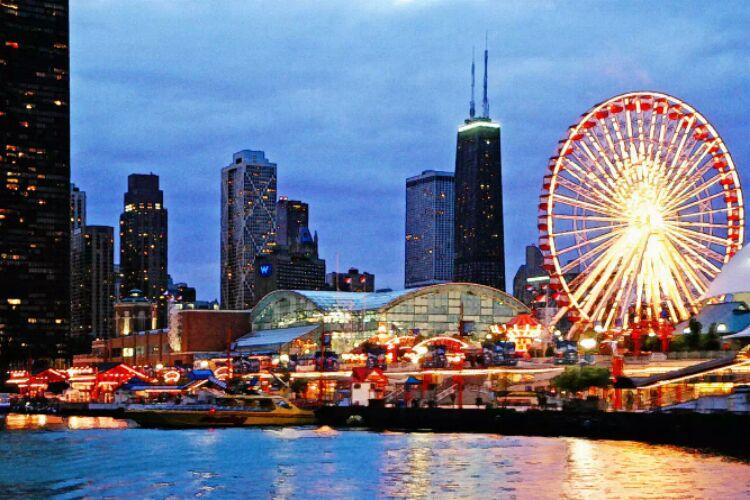 شیکاگو آمریکا