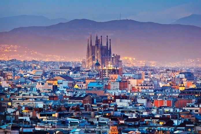 بارسلون اسپانیا