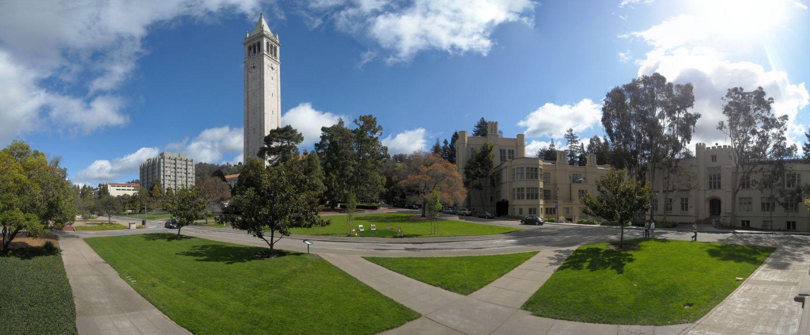 دانشگاه بركلی كالیفرنیا
