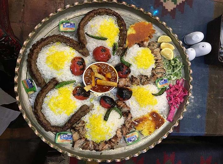 رستوران های ایرانی در کانادا
