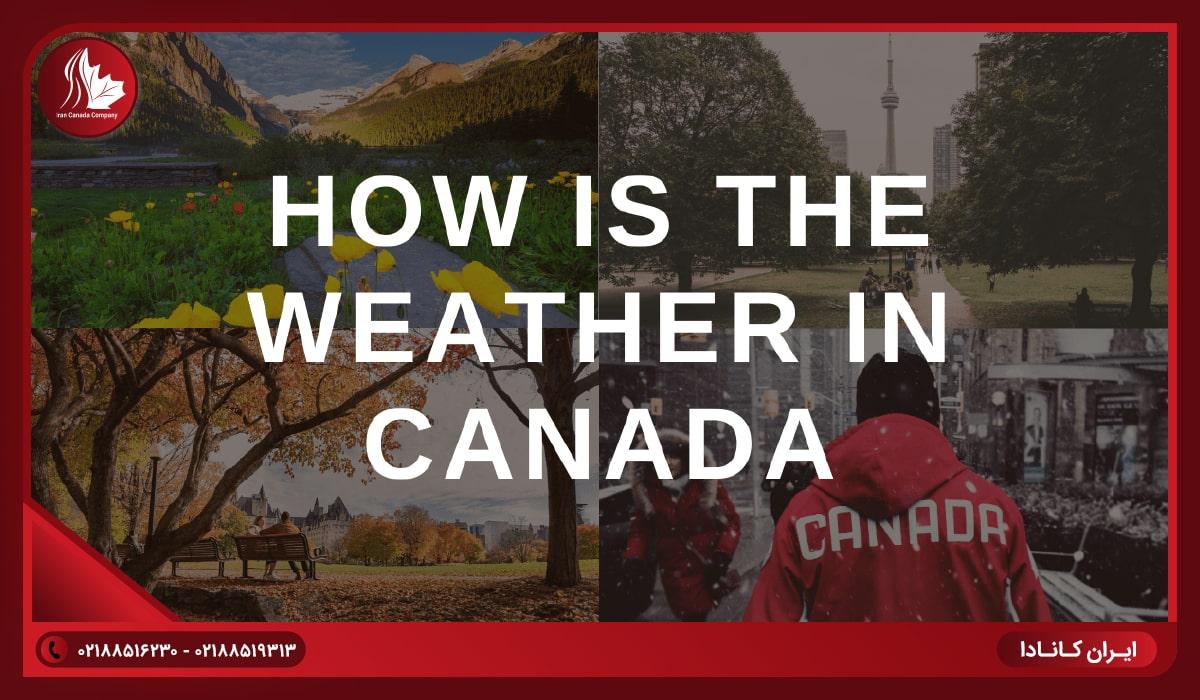 آب-و-هوای-کشور-کانادا